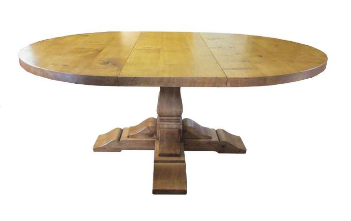 HF Furniture extending dining table