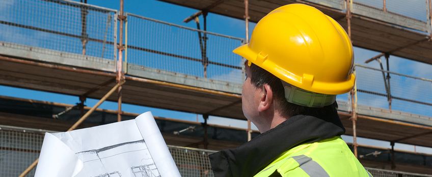 Staying Safe When Working On Your Home Building Project
