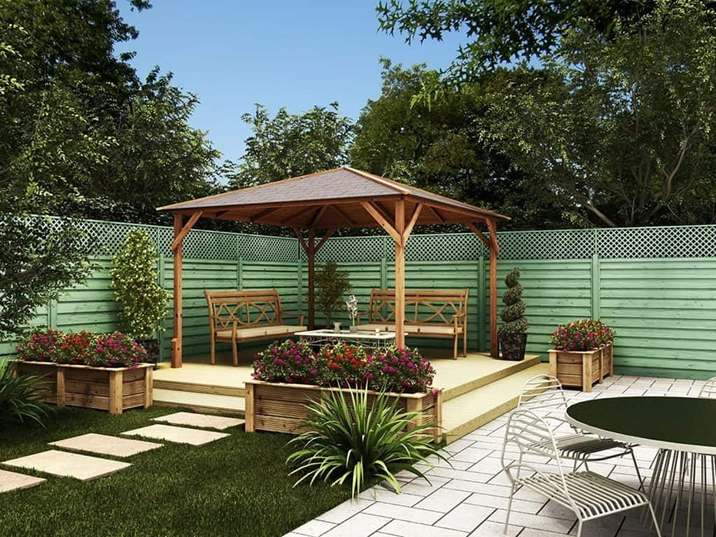 Garden Structures to Help You Enjoy Your Garden Space More