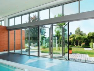 Let the Outdoors in With Bi Folding Doors