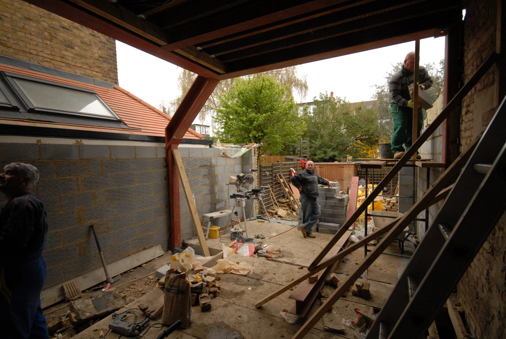 Don't Let Your Home Extension Plans Go to The Party Wall