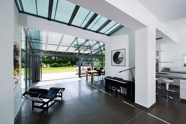 Add Light and Space with Sliding Doors