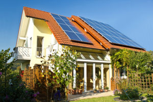 Building A Green Energy Efficient Home